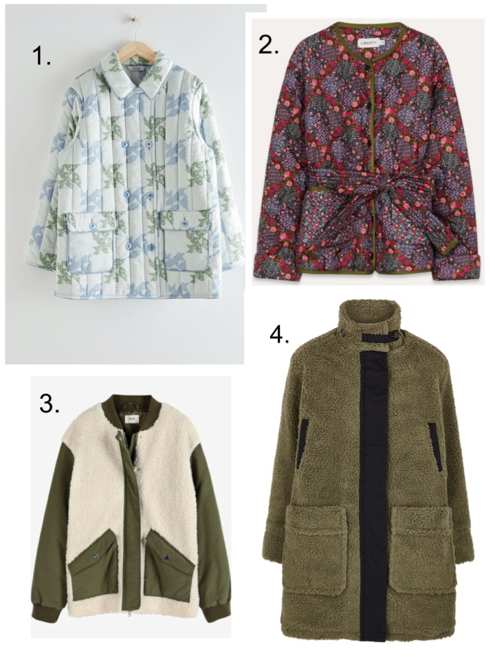 shopping the sales jackets