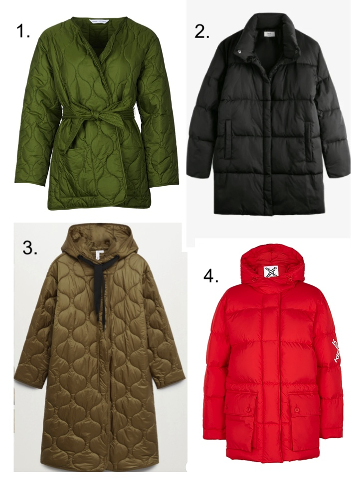 shopping the sale puufer coats