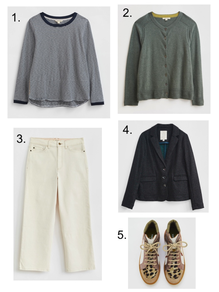 White Stuff wardrobe staples