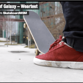 HUF Galaxy review teaser