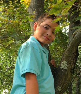 William, Cape Kid of the Month May 2019