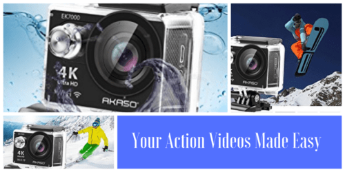 Your action videos made easy