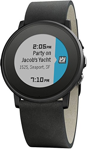 The best way to deal with time is A great smartwatch-Pebble Time