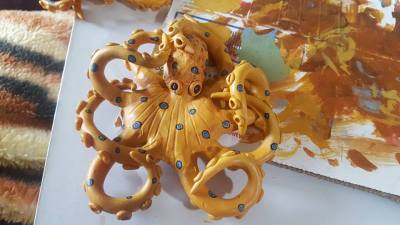 Blue Ringed Octopus 2
