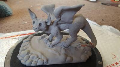 Chigora Blank Sculpture