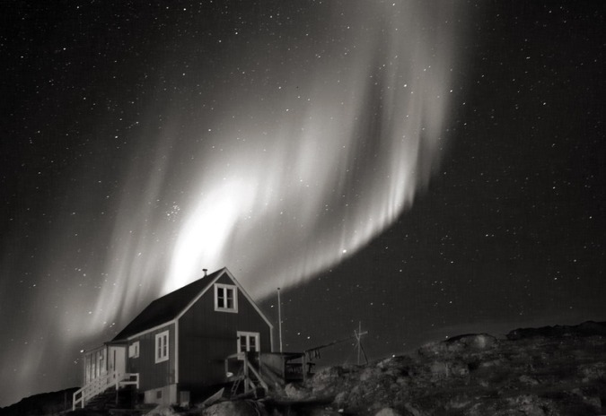 Northern Lights Forecast Greenland