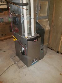 Why Does Our High-Efficiency Gas Furnace Vent Hot?