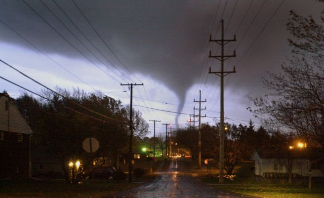 Tiffin Tornado