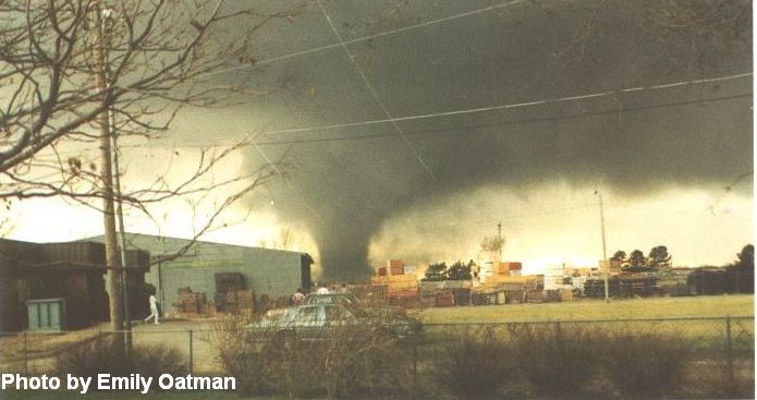 Info on the March 13th 1990 Hesston KS tornado