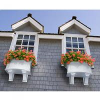 Nantucket - Flower Boxes - Outdoor Accents - Outdoor ...