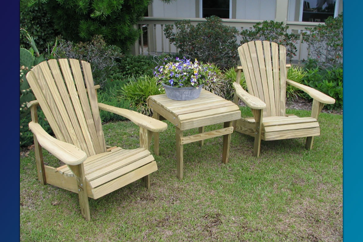 unfinished adirondack chair clearance dining chairs weathercraft outdoor furniture and accessories 2018