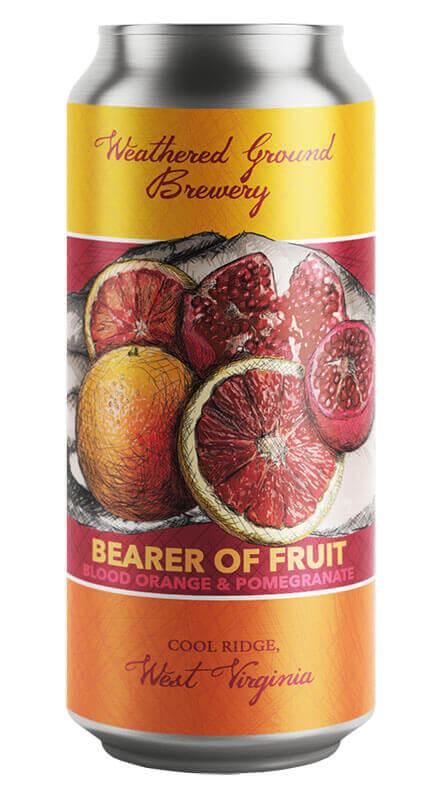 Bearer of Fruit – Blood Orange Pomegranate