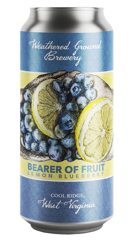 Bearer of Fruit – Lemon and Blueberry