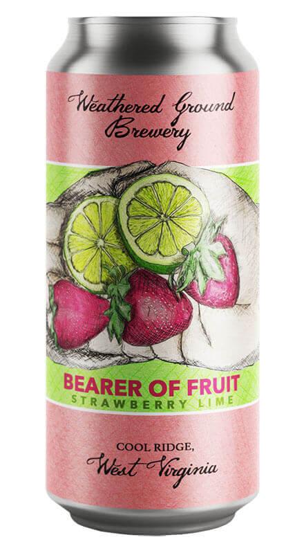 Bearer Of Fruit – Strawberry & Lime