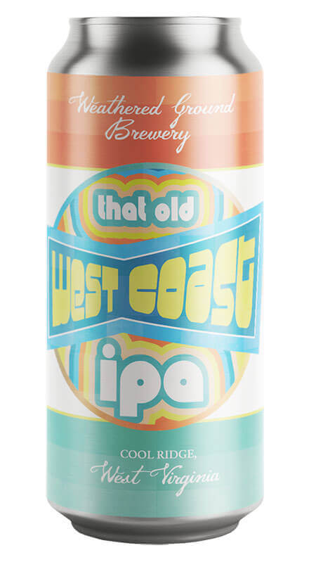 That Old West Coast IPA