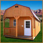 DuraTemp Lofted Cabin