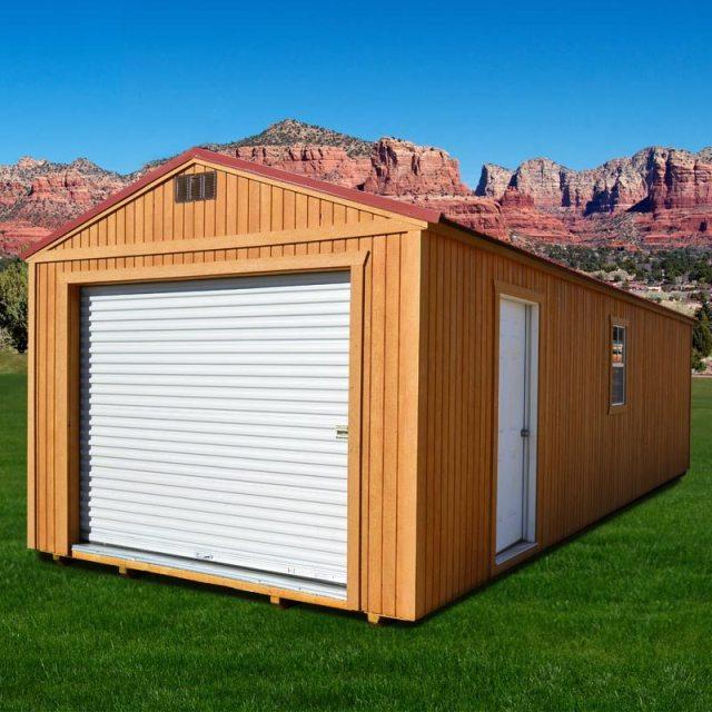Weatherking Standard Garage