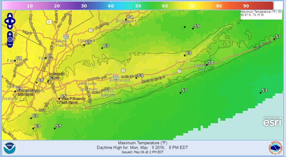 Jamaica Beach Weather Radar