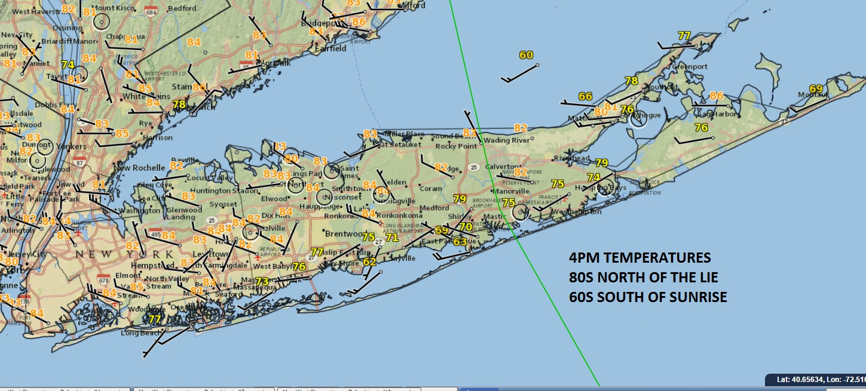 Long Island Rain Radar