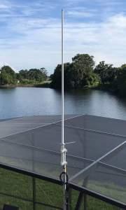 Comet GP-3 Dual Band (VHF/UHF) Antenna