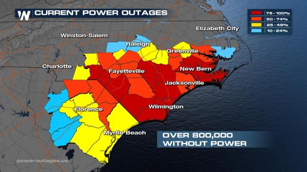 Power Outage Map - Year of Clean Water