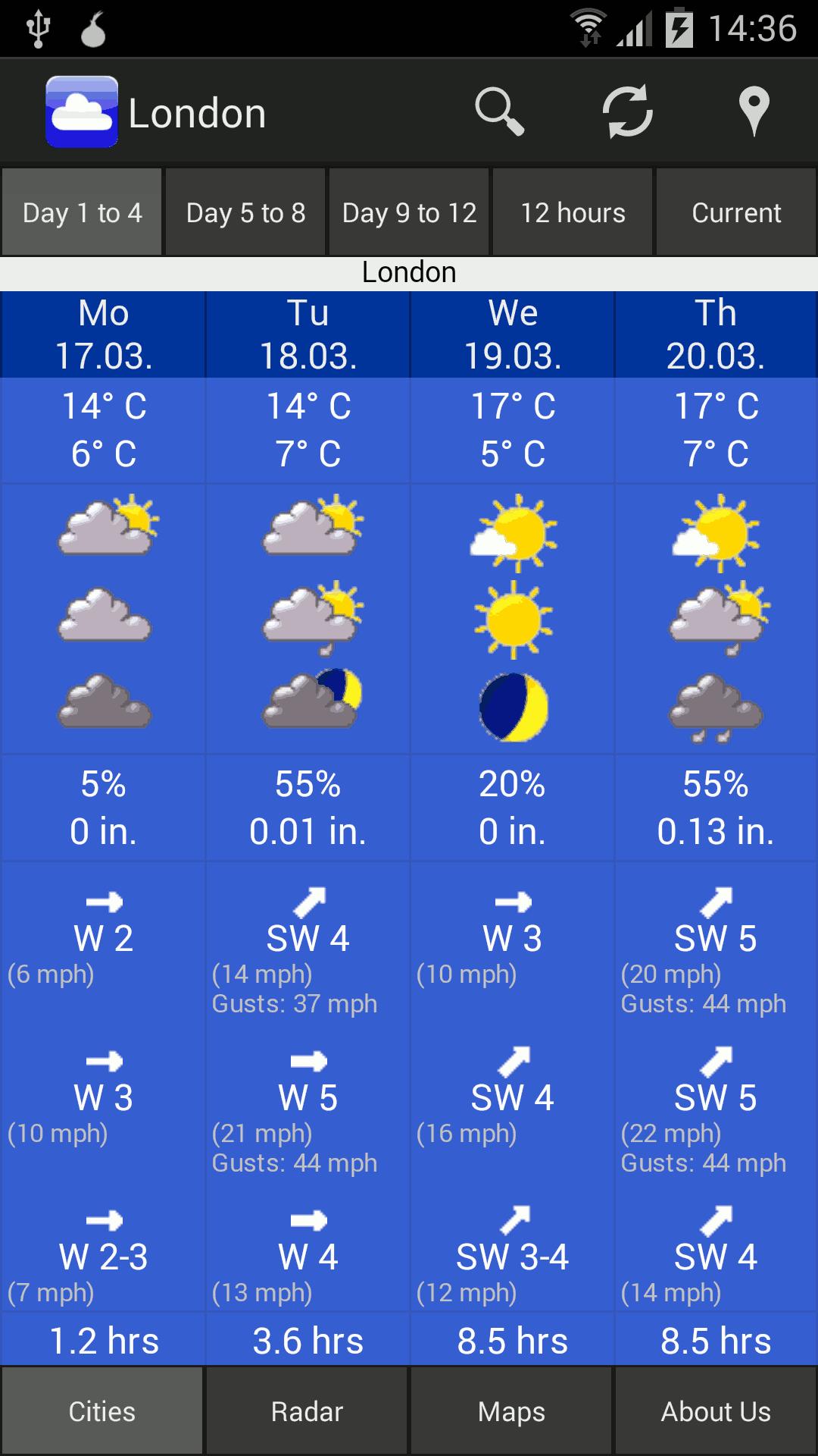 Forecasting Weather Map Worksheet 3