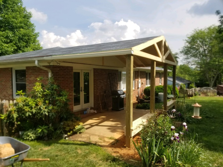 patio covers and deck roofs