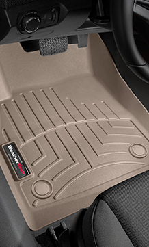 WeatherTech  Tapetes adaptables para autos tapetes
