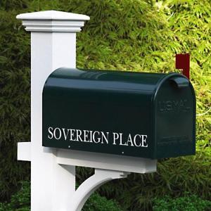 Good Directions Bristol Mailbox-0