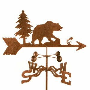 Bear Weathervane-0