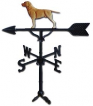 "32"" Retriever Weather Vane-0"