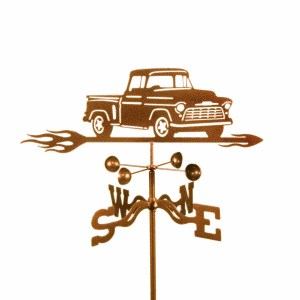 Chevy Truck Weathervane-0