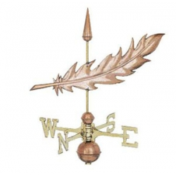 Polished Quill Weathervane-0
