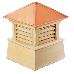 "30"" sq. x 40"" Manchester Wood Cupola-0"