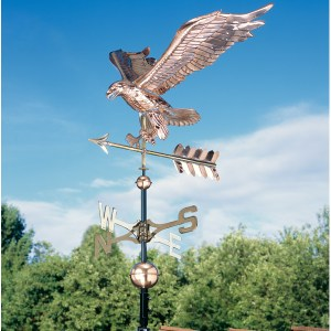 Copper Eagle Weathervane-0