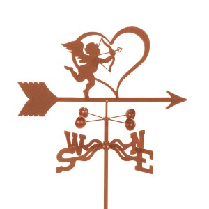 Cupid Weathervane-0