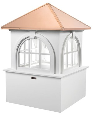 Arlington Vinyl Cupola By Good Directions Products USA-0