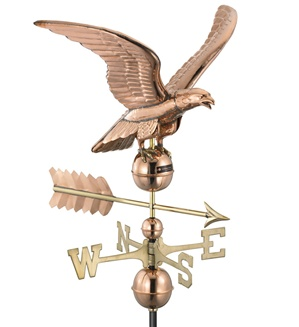Smithsonian Eagle 955 Weathervane -0