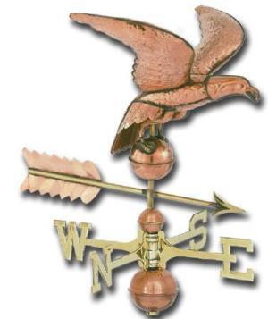 Eagle Copper Weathervane-0
