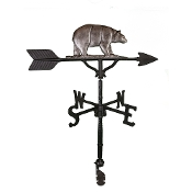 "32"" Bear Aluminum Weather Vane-0"