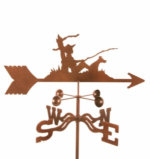Fisherman Weathervane-0