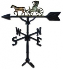 "32"" Country Doctor Aluminum Weather Vane-0"