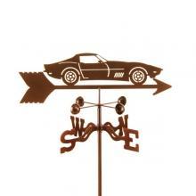 1970 Corvette Weathervane -0
