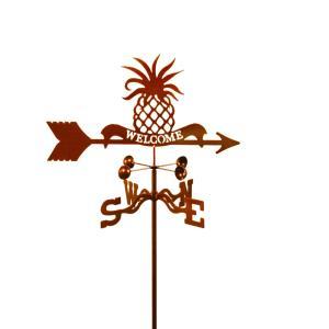 Pineapple Welcome Weathervane -0