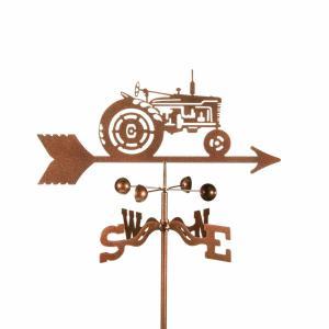 Farmall Tractor Weathervane-0