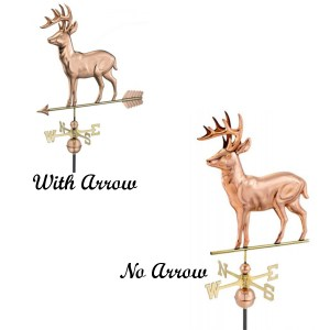 Weathervane Arrow Kit - Customize Your Weather Vane!-0
