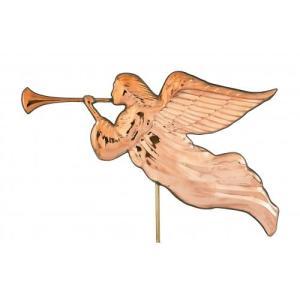 Angel Copper Weathervane-0