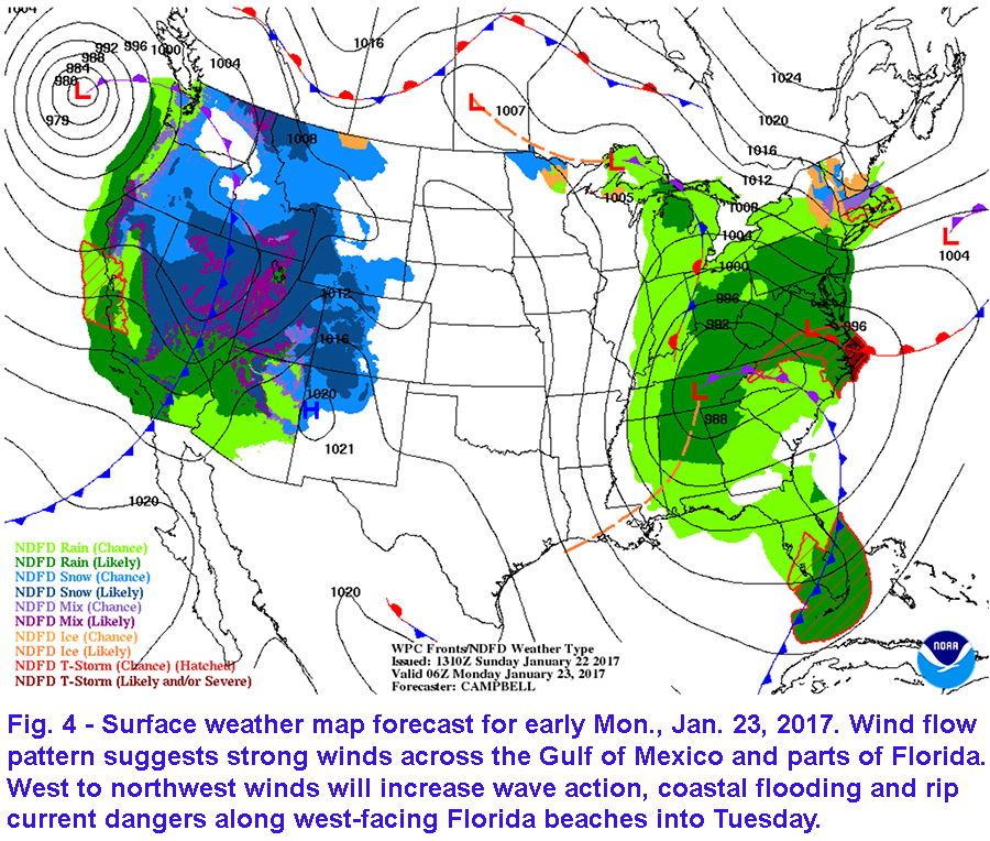 Rain H Michael Mogils Lifelong Learning Blog - Air masses map of us
