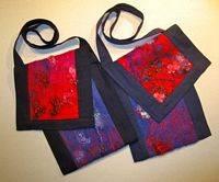 Felted Shoulder Bags