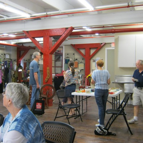 Open House May 2015